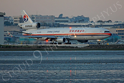 MD-11-C 00005 McDonnell Douglas MD-11 China Cargo B-2175 by Peter J Mancus