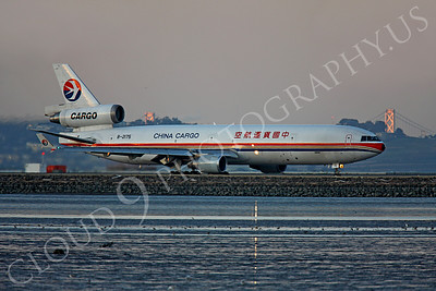 MD-11-C 00051 McDonnell Douglas MD-11 China Cargo B-2175 by Peter J Mancus
