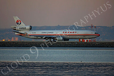 MD-11-C 00063 McDonnell Douglas MD-11 China Cargo B-2175 by Peter J Mancus