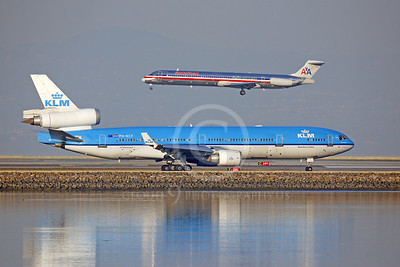 McDonnell Douglas MD-11 00001 McDonnell Douglas MD-11 KLM ROYAL DUTCH PH-KCF by Peter J Mancus