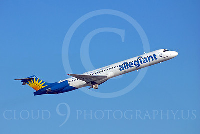 MD-88 00052 McDonnell Douglas MD-88 Allegiant by Dave Budd