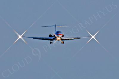 ArtyA 00174 McDonnell Douglas MD-88 American by Peter J Mancus