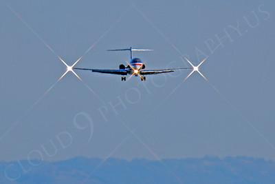 ArtyA 00042 McDonnell Douglas MD-88 American by Peter J Mancus