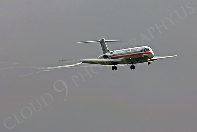 McDD-MD-88 00002 McDonnell Douglas MD-88 American Airlines by Peter J Mancus