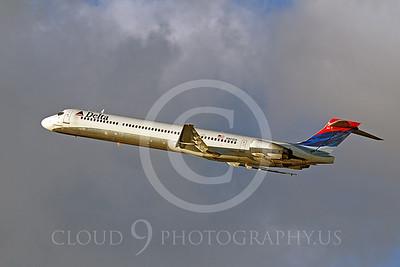 MD-88 00006 McDonnell Douglas MD-88 Delta Airline N901DA by Tim Wagenknecht