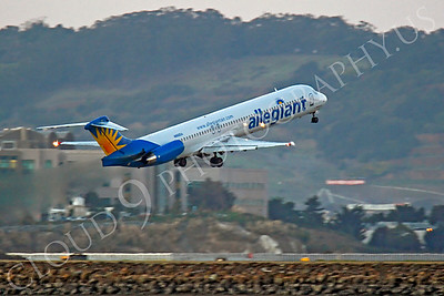 MD-88 00130 McDonnell Douglas MD-88 Allegiant by Peter J Mancus