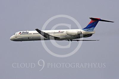 McDonnell Douglas MD-88 00302  McDonnell Douglas MD-88 Delta N956DL by Peter J Mancus