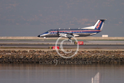 Embraer EMB-120 Brasilla 00011 SKY WEST N576SW by Peter J Mancus