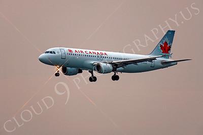 A320 00190 Airbus A320 Air Canada C-FPDN by Peter J Mancus