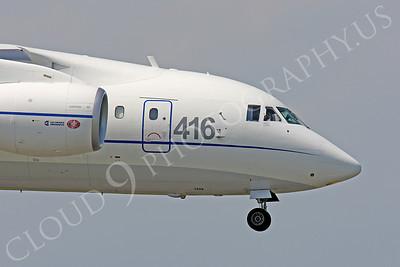 CUNALPJ 00028 Antonov An-148 by Peter J Mancus