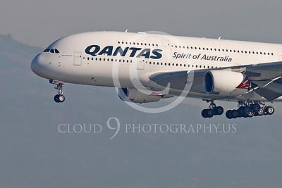 A380 00166 Airbus A380 Qantas VH-OQC by Peter J Mancus