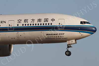 ALPJCUN 00082 Boeing 777 China Southern by Tim P Wagenknecht