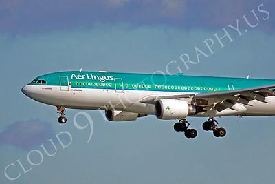ALPJCUN 00078 Airbus A330 Aer Lingus EI-DUO by Peter J Mancus