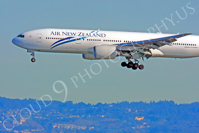 ALPJCUN 00116 Boeing 777 New Zealand ZK-OKG by Peter J Mancus