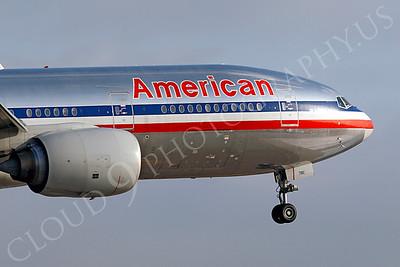 ALPJCUN 00018 Boeing 777 American by Tim P Wagenknecht