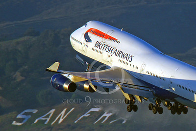 ALPJCUN 00012 Boeing 747 British Airways G-BYGB by Peter J Mancus