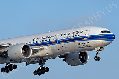 ALPJCUN 00044 Boeing 777 China Southern by Tim P Wagenknecht