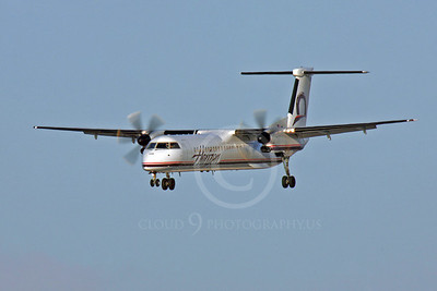 Bombardier Dash 8 Series 400 00008 Horizon Airline by Peter J Mancus