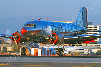 ALPPN 00003 Douglas DC-3 American Airlines Flagship NC17334 by Tim P Wagenknecht