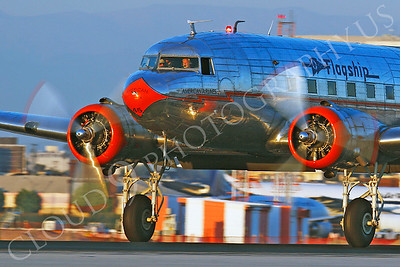 ALPPN 00004 Douglas DC-3 American Airlines Flagship NC17334 by Tim P Wagenknecht