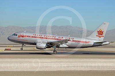 ALPR 00001 Airbus A319 Air Canada Trans-Canada Air Lines C-FZUH by Dave Budd