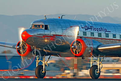 ALPPN 00005 Douglas DC-3 American Airlines Flagship NC17334 by Tim P Wagenknecht