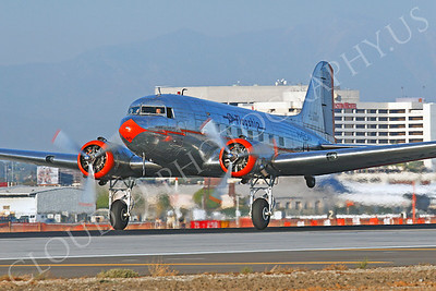 ALPPN 00002 Douglas DC-3 American Airlines Flagship NC17334 by Tim P Wagenknecht