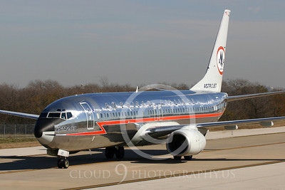 B737 00059 American Airlines Boeing 737 in rare retro Astrojet markings, airliner picture, by Tim Perkins