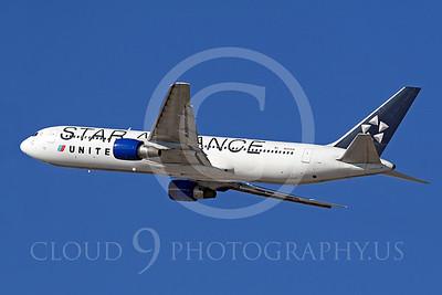 ALPSA 00012 Boeing 767 United Airline STAR ALLIANCE N653UA by Tim Wagenknecht