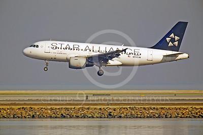 ALPSA 00004 Airbus A319 US Airways STAR ALLIANCE N700UW by Peter J Mancus