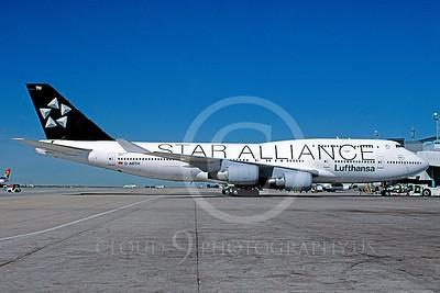 ALPSA 00003 Boeing 747 Lufthansa D-ABTH STAR ALLIANCE May 2004 via African Aviation Slide Service