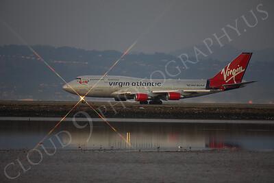 ALPN 00073 Boeing 747 Virgin Atlantic by Peter J Mancus