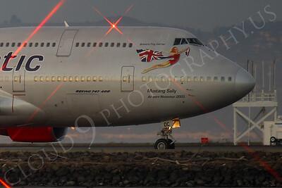 ALPN 00049 Boeing 747 Virgin Atlantic by Peter J Mancus