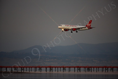 ALPN 00014 Airbus A320 Virgin America N625VA by Peter J Mancus