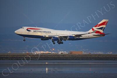 ALPN 00068 Boeing 747 British Airways G-BYGC by Peter J Mancus