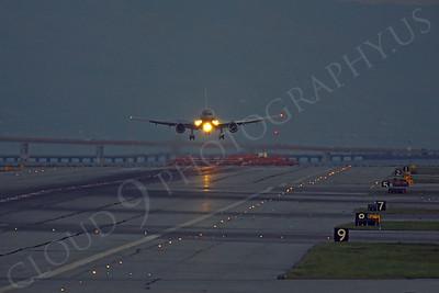 ALPN 00044 Boeing 757 United by Peter J Mancus