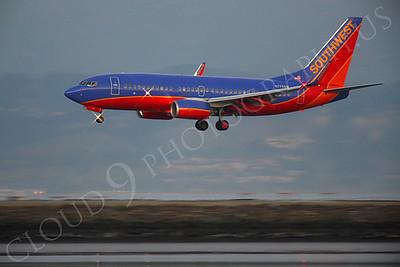 ALPN 00070 Boeing 737 Southwest N775SW by Peter J Mancus