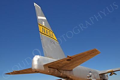 NASA-B-52 00012 NASA Boeing B-52B Stratofortress Mothership Launch Aircraft Edwards AFB by Peter J Mancus