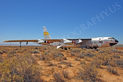 NASA-B-52 00014 NASA Boeing B-52B Stratofortress Mothership Launch Aircraft Edwards AFB by Peter J Mancus