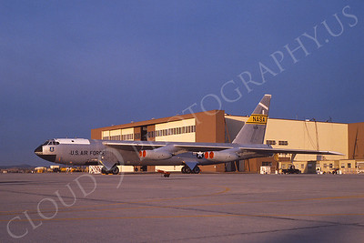 NASA-B-52 00001 Boeing B-52 Stratofortress Edwards AFB by Peter J Mancus