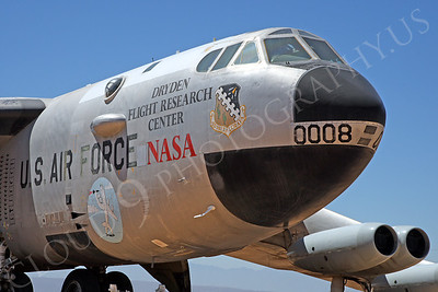 NASA-B-52 00015 NASA Boeing B-52B Stratofortress Mothership Launch Aircraft Edwards AFB by Peter J Mancus