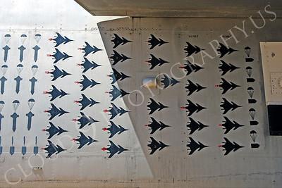 NASA-B-52 00023 NASA Boeing B-52B Stratofortress Mothership Launch Aircraft Edwards AFB by Peter J Mancus
