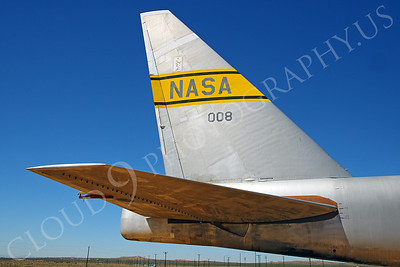 NASA-B-52 00010 NASA Boeing B-52B Stratofortress Mothership Launch Aircraft Edwards AFB by Peter J Mancus