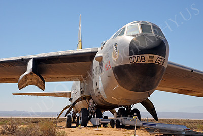 NASA-B-52 00005 NASA Boeing B-52B Stratofortress Mothership Launch Aircraft Edwards AFB by Peter J Mancus