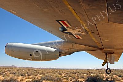 NASA-B-52 00024 NASA Boeing B-52B Stratofortress Mothership Launch Aircraft Edwards AFB by Peter J Mancus