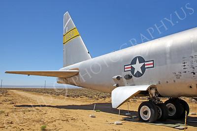 NASA-B-52 00025 NASA Boeing B-52B Stratofortress Mothership Launch Aircraft Edwards AFB by Peter J Mancus