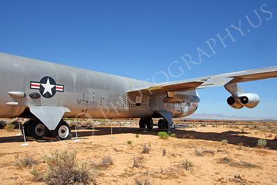 NASA-B-52 00011 NASA Boeing B-52B Stratofortress Mothership Launch Aircraft Edwards AFB by Peter J Mancus