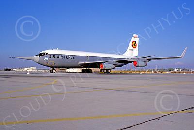 NASA-NC-135 00003 Boeing NC-135 NASA 53129 Edwards AFB, by Peter J Mancus