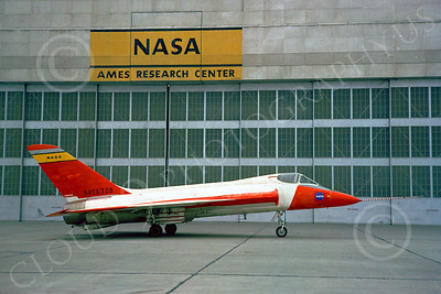 NASA-Skylancer 00001 Douglas Skylancer NASA 708 Ames by Clay Jansson