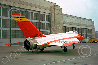 NASA-Skylancer 00002 Douglas Skylancer NASA 708 Ames by Clay Jansson